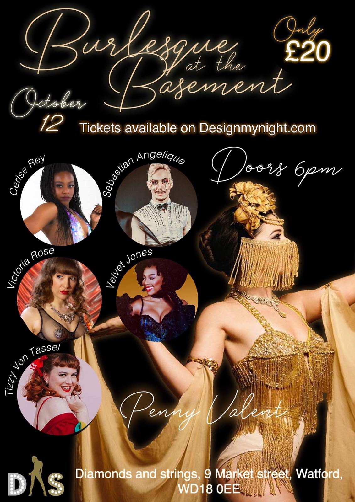 Burlesque Basement